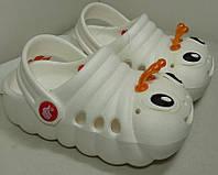 Детские пляжные шлепанцы, Польша, размеры 21-26
