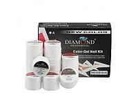 GK-01 Набор цветных гель-красок DIAMOND ( ЦЕНА ЗА НАБОР )