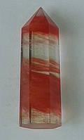 Кристалл бразильский горный хрусталь (7х2,5х2,5 см), фото 1