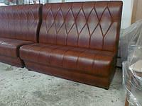 Изготовление мягкой мебели для кафе и баров