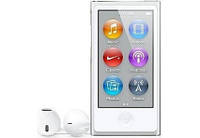 MP3 / MP4-плеер Apple A1446 iPod nano 16GB Silver (MKN22QB/A)