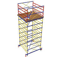 Вышка-тура Атлант 2,0х2,0м, комплект (10+1), рабочая высота 14,6м