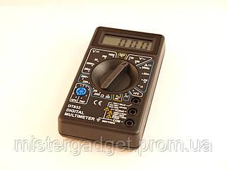Мультиметр цифровой DT 832, Качество
