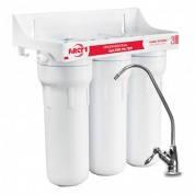 Проточный бытовой фильтр для воды Filter 1 FHV-300 (трехступенчатый, подмоечный)