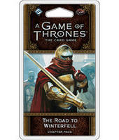 Игра Престолов. Карточная игра (2-е изд) - Дорога в Винтерфелл (A Game of Thrones Living Card Game – Road to Winterfell)