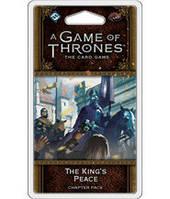 Игра Престолов. Карточная игра (2-е изд) - Королевский порядок (A Game of Thrones Living Card Game – King's Peace) настольная игра