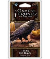 Игра Престолов. Карточная игра (2-е изд) - Надев Черное (A Game of Thrones Living Card Game – Taking the Black ) настольная игра