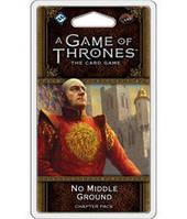 Игра Престолов. Карточная игра (2-е изд) - Никаких компромиссов (A Game of Thrones Living Card Game – No Middle Ground) настольная игра