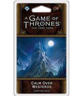 Игра Престолов. Карточная игра (2-е изд) - Тишина над Вестеросом (A Game of Thrones Living Card Game – Calm over Westeros) настольная игра