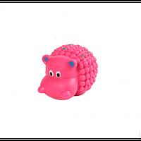Игрушка для собак, бегемот- мяч Fox, 8 см