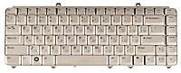 Клавиатура для ноутбука DELL (Inspiron: 1420, 1521, 1545; Vostro: 1400, 1500; XPS: M1330, M1420), rus, silver