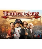 Сквозь века: Новая история цивилизации (англ) (Through the Ages: A New Story of Civilization (eng)) настольная игра