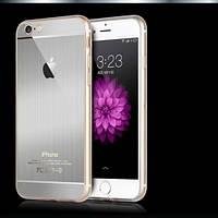 """Чехол силиконовый Ультратонкий TPU Case Aluminium для iPhone 6/6S (4,7"""") Gray, фото 1"""