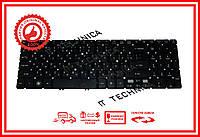 Клавиатура Acer Aspire Timeline M3-581 M5-581 Aspire V5-531 V5-551 V5-571 series черная без рамки RU/US