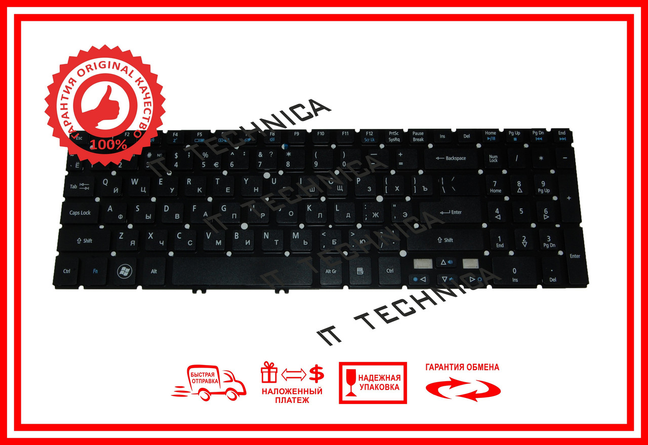 Клавіатура ACER Aspire Timeline M3-581T M5-581T