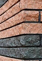 Камень фасадный  Рустик (серый) БК