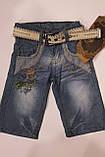Шорты джинсовые на мальчика, фото 3