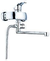 Смеситель для ванны LSN 135 Zegor