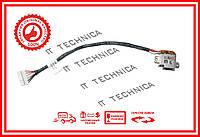 Разъем питания PJ362 HP Pavilion DV7-6000 + кабель