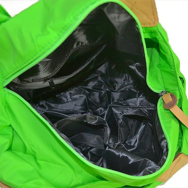 4ff93b998970 ... Сумка дорожная, спортивная, пляжная текстильная женская зеленая Emkeke  915, фото 4