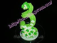 Цифра ювілейна зелена  ТМ Украса, фото 1