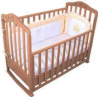 Кроватка детская Верес Соня ЛД 5 Бук