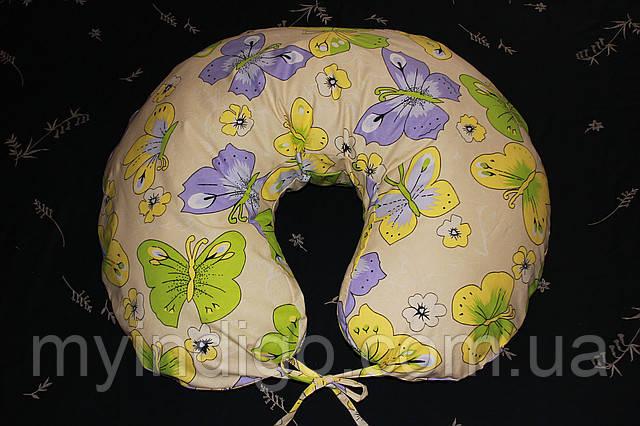 """Подушка для кормления и беременных """"Бабочка"""""""
