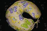 """Подушка для кормления и беременных """"Бабочка"""", фото 3"""