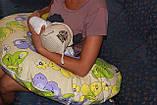 """Подушка для кормления и беременных """"Бабочка"""", фото 2"""