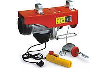 Инструкция по эксплуатации электролебедки Forte FPA 250, 500, 800, 1000