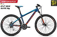 """Велосипед Focus Whistler Elite 27"""" 2016"""