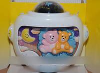 Детский ночник-проектор Weina