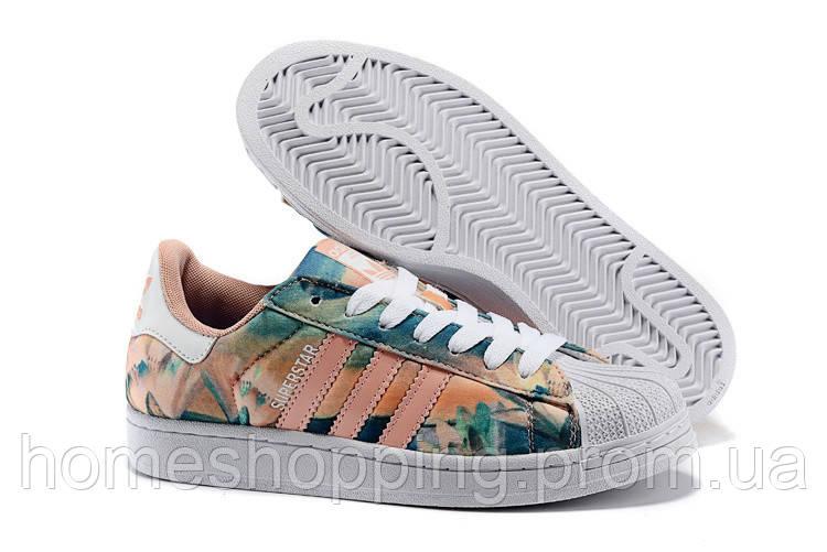 Женские кроссовки Adidas Originals Superstar W