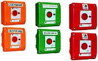 Посты аварийной сигнализации — противопожарные, дымоудаления, аварийные