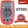 Мультиметр цифровой UT33C тестер