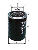 Фильтр масляный CS1416,  2654400 для PERKINS, CAT,JCB,MANITOU,CLARK, MASSEY-FERGUSON