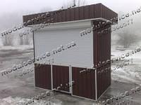 Сторожки, охранные помещения