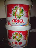 Стиральный порошок Ariel 9 kg Concetrate на 155 стирок для цветных вещей Венгрия