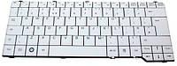 Клавиатура для ноутбука FUJITSU (AM: Pa3515, Pa3553, P5710, Pi3650, Li3710; ES: D9510, V6505) rus, white