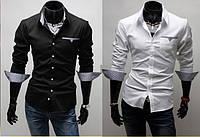 Стильная сорочка мужская 188