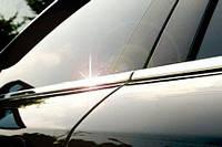 Хром молдинг стекла Mercedes ML w163