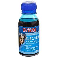 Чернила WWM ELECTRA для Epson 100г Light Cyan Водорастворимые (EU/LC-2) универсальные