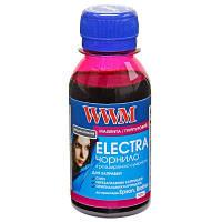Чернила WWM ELECTRA для Epson 100г Magenta Водорастворимые (EU/M-2) универсальные