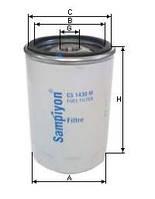 Фильтр топливный CS1430MVL, 4033156710  для SCANIA
