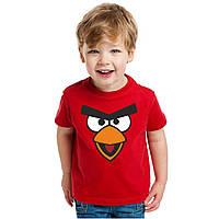 """Детская футболка """"Злые птицы"""""""