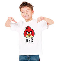"""Детская футболка """"Злые птицы 2"""""""