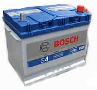 Аккумулятор BOSCH S4 70Ah-12v (261x175x220) правый +