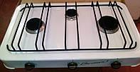 Газовая настольная плита Вогнык ПГ-3Н