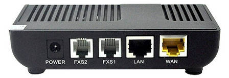 Fanvil A2 аналоговый телефонный адаптер IP, фото 2