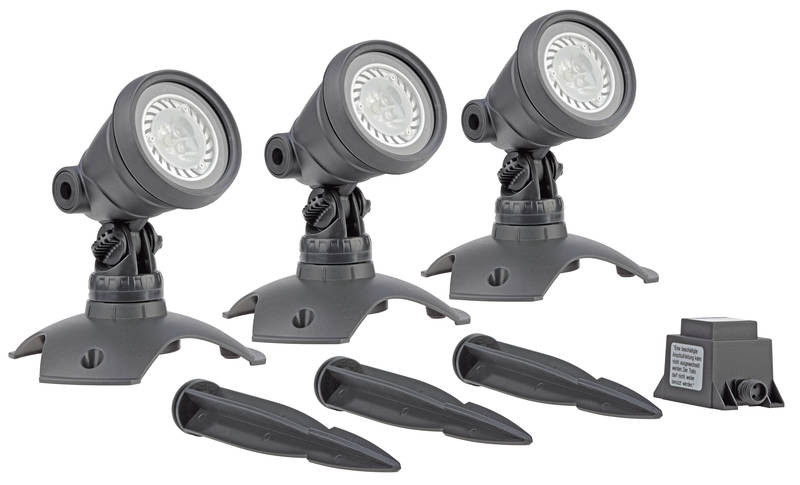 Светильник светодиодный Lunaqua 3 LED Set 3